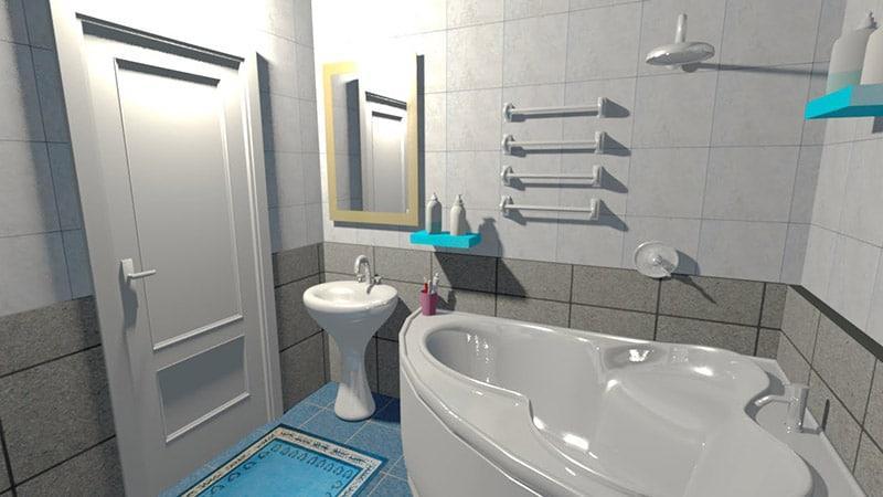Программа дизайна ванной комнаты бесплатно
