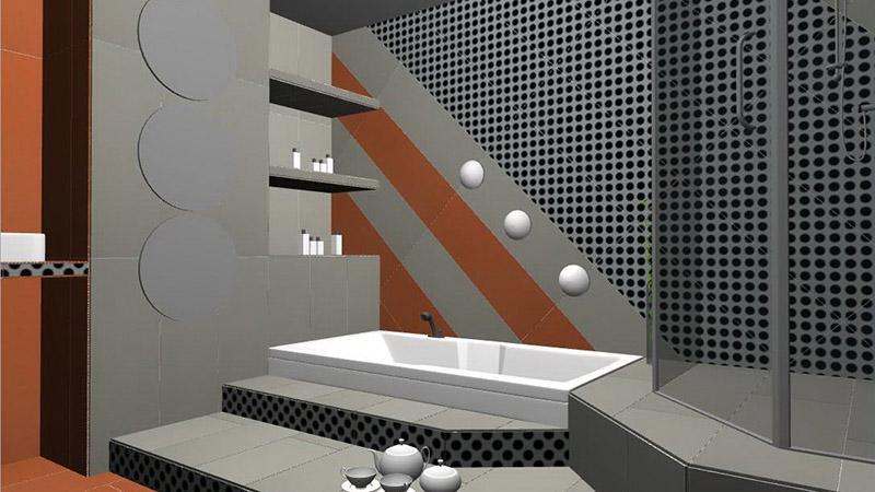 Программа 3д Дизайн Ванной Плитка Кафель Скачать Бесплатно - фото 8