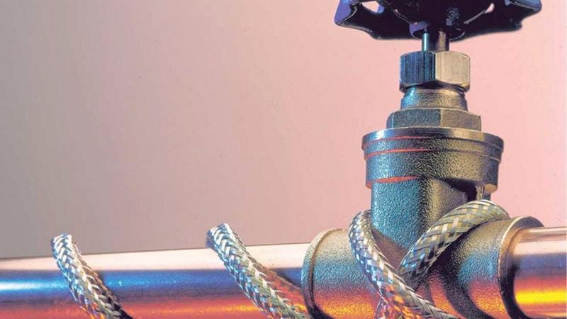 Системы против обледенения труб