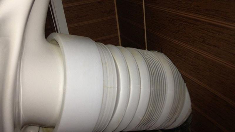 Подсоединение сантехники к канализации