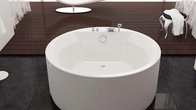 Разнообразие современных акриловых ванн