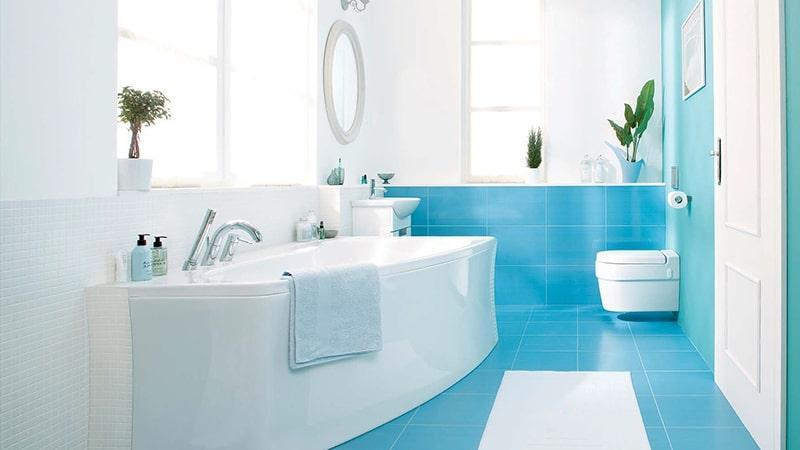 Разнообразие моделей акриловых ванн