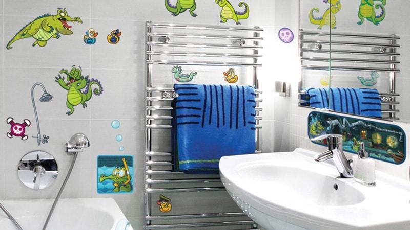 Украшение для ванной комнаты