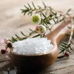 Морская соль для антицеллюлитных ванн