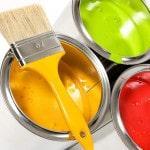 Кисть для покраски потолка