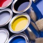 Акриловые краски для потолка