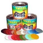 Нитроэмали для покраски потолка