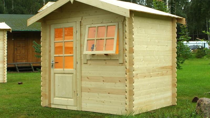 Как построить деревянный душ на даче поэтапно фото