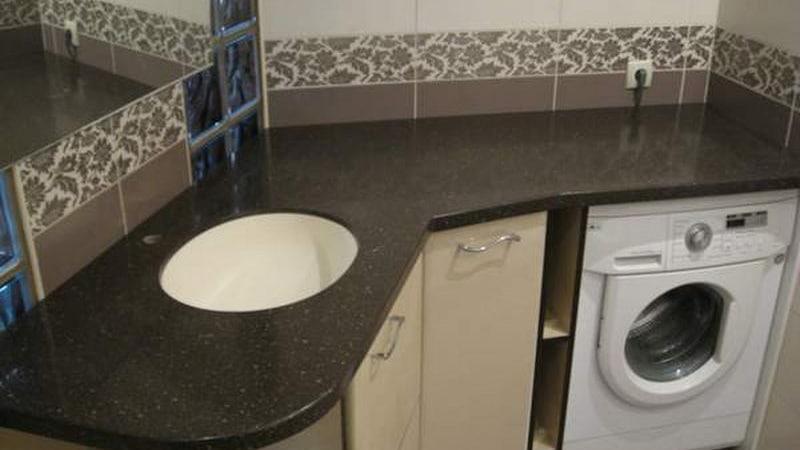 Гарнитур в ванную на заказ