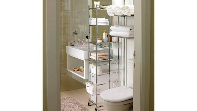 Как обустроить маленькую ванную