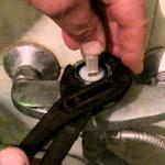 Как разобрать картриджный смеситель