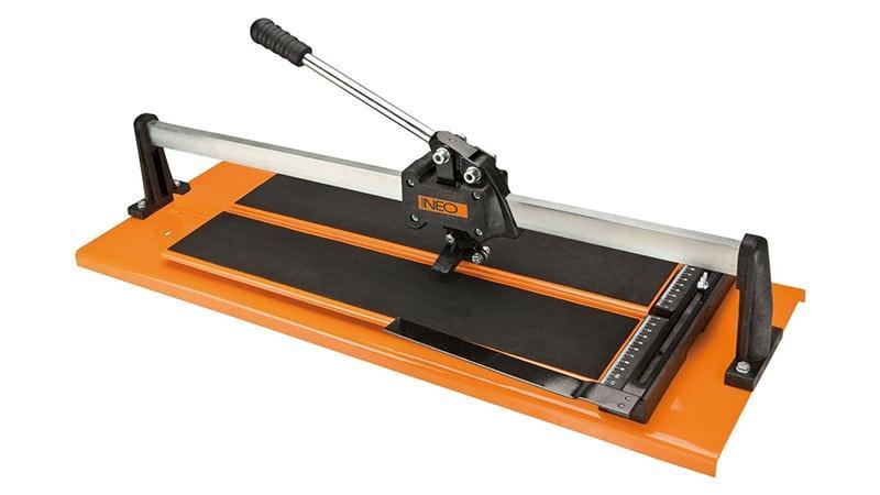 Механический станок для порезки плитки
