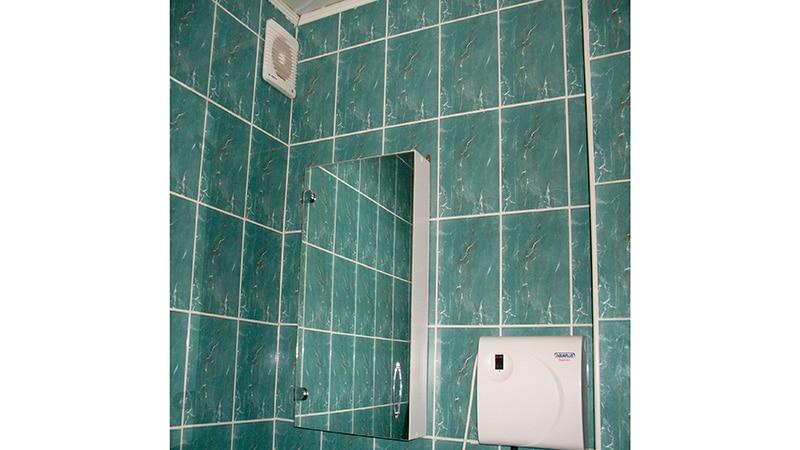 Мокрицы в ванной