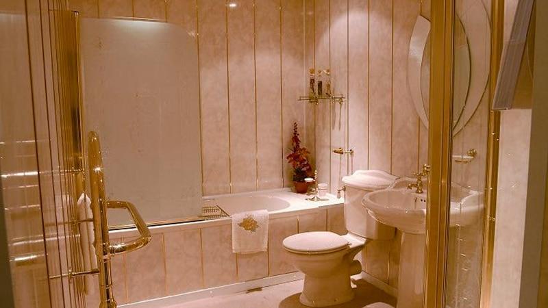 Панели для ванной комнаты своими руками