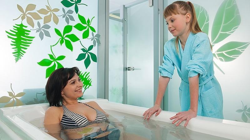 Эффект радоновых ванн
