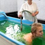 Польза радоновых ванн