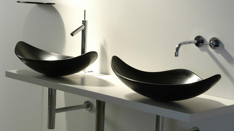 Раковины из искусственного камня для ванной