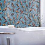 Самоклеющаяся пленка для ванной
