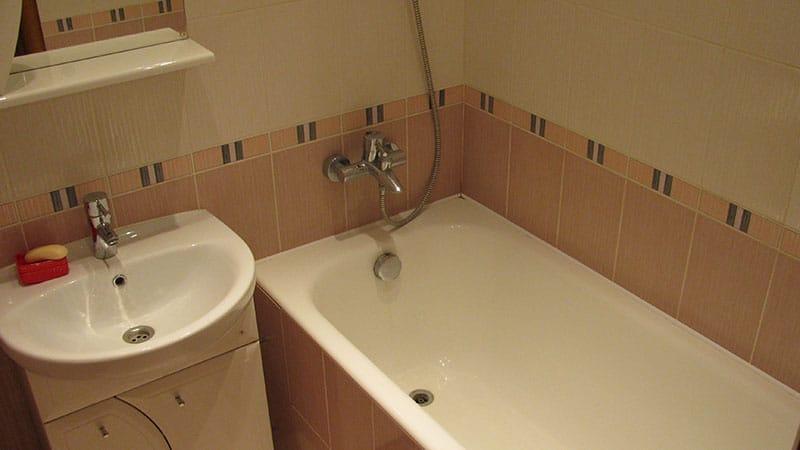 Дизайн ванной комнаты фото раздельный санузел