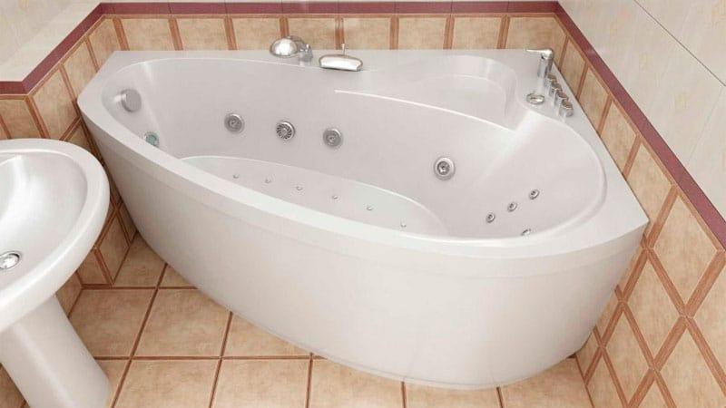 Ванна с гидромассажем как работает