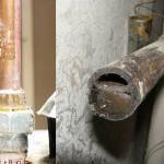 Замена труб в ванной комнате