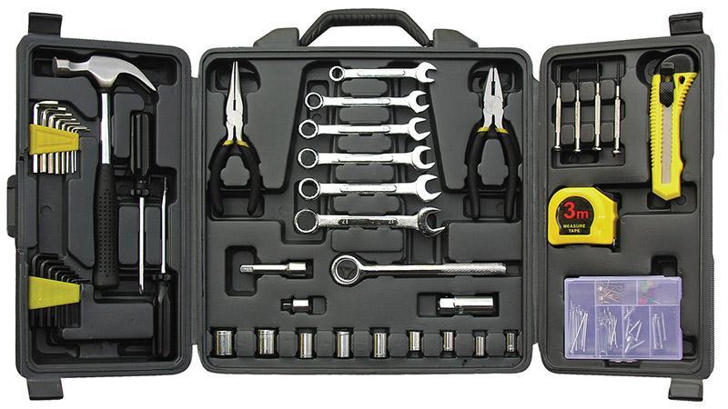 Инструменты для замены унитаза