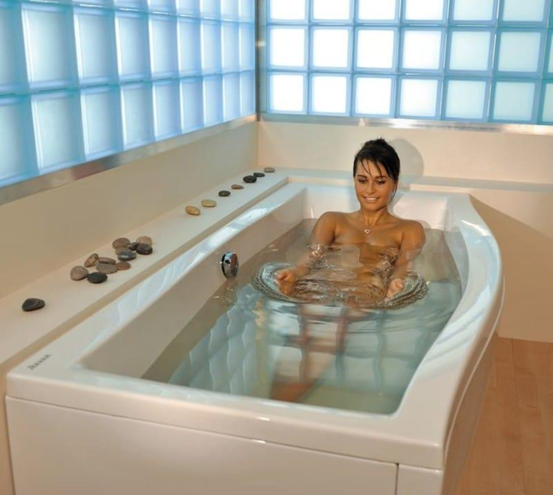 вес акриловой ванны 170 см