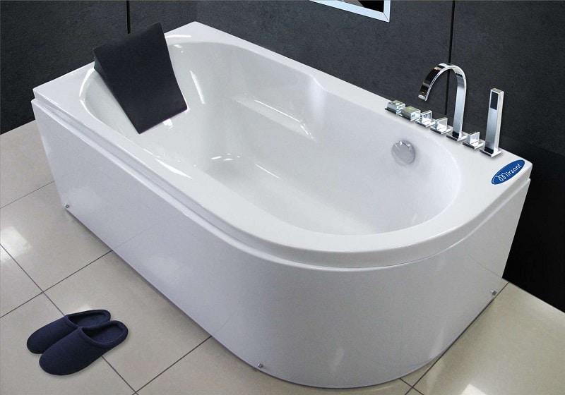 сколько весит ванна 150 см